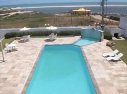 Título do anúncio: Casa de praia na Tabuba( Frente Mar) - Preço a negociar