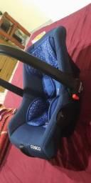 Título do anúncio: Bebê Conforto Cosco Bliss Azul 0 A 13 kg USADO
