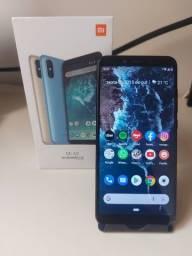 Título do anúncio: Xiaomi Mi A2 64Gb 4Ram Snap660 até 12x