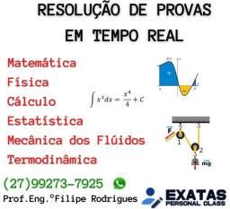 Título do anúncio: Aula particular de Matemática e Física. Resolvo Provas! Professor