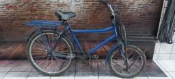 Bicicleta Cargueira para trabalho/lazer