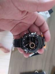 Título do anúncio: Relógio militar de luxo, naviforce.
