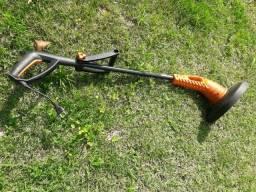 Título do anúncio: Máquina de cortar grama boa