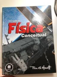 Título do anúncio: Livro de Física Conceitual