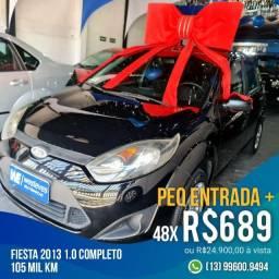Ford Fiesta 2013 Completo * IPVA 2021 GRÁTIS
