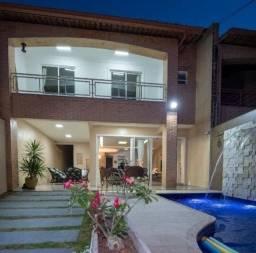 Casa Luxuosa Toda Projetada Próximo Ao Lago Jacarey