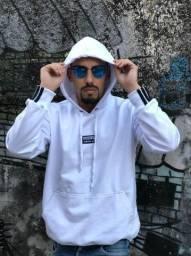Título do anúncio: Moletom Canguru Adidas