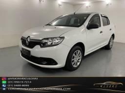 Título do anúncio: Renault Logan 1.0 Authentic