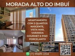 Título do anúncio: Morada Alto do Imbuí, 2 quartos em 65m² com 1 vaga de garagem no Imbuí - Autêntico