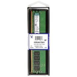 Memória 4GB Kingston DDR3  - NOVO - Loja Física