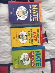 Livros Nate!
