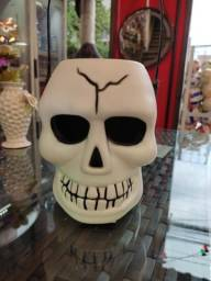 Título do anúncio: Balde Caveira Halloween