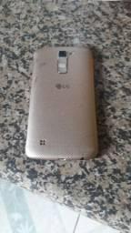 Título do anúncio: Vende-se celular LG k10 32giga