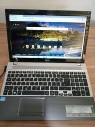 Notebook Acer Aspire V3-571 i5-3230 2.6Ghz 8gb memória