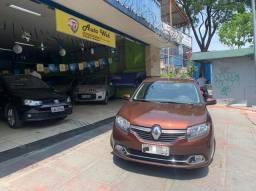 Título do anúncio: Renault Logan DYN 1.6 2014 Completo!