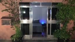 Porta de Aluninio Balcão 255comp x 228 altura
