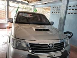 Hillux SRV 14/15 - 2014