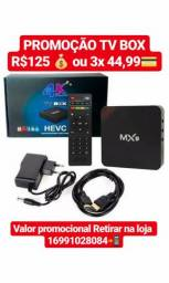 Tranaforme sua tv em smart, tv box youtube ? netflix ?