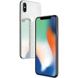 IPhone X Prata