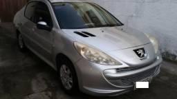 Peugeot 207 sedan passion mp3 conservado gnv vist/19 - 2012