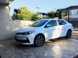 Toyota Corolla 17/18 GLI 1.8 CVT Branco - 2018