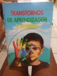 Livro transtornos de aprendizagem e autismo.