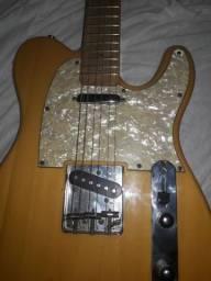 Guitarra Telecaster dolphin muito top