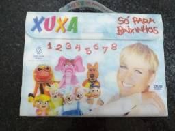 Box Dvd Xuxa Só para Baixinhos