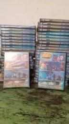 Vendo 200 peças Cd e Dvds Calcinha Preta e Vaquejada originais !