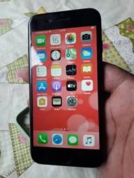 Vendo ou troco iphone 7 32g