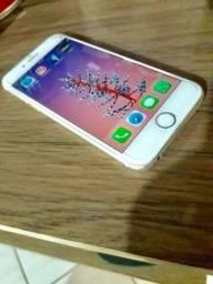 Vendo iphone 6 64gb dourado leia anuncio