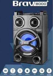 Caixa acústica - Brav 8000 Plus