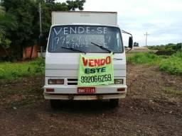 Caminhão Agrale 1800d furgão - 1991