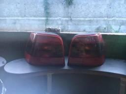 Lanternas do golf gti
