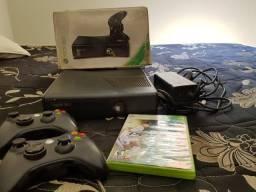 Xbox 360 - Parcelo Cartão Crédito Sem Juros- 2 Controles Sem Fio