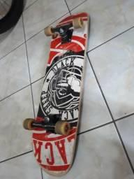 Skate V/T em long volto a diferença