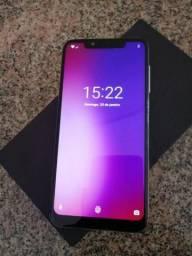 Umidigi One Pro 4g Smartphone - Fibra De Carbono Preto