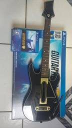 Vendo guitar hero completo