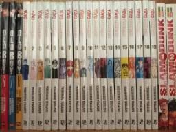 Coleção completa mangá Yu Yu Hakusho