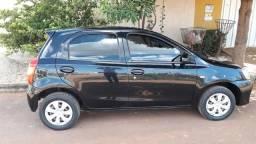 Venda Toyota Etios 2015 - 2015