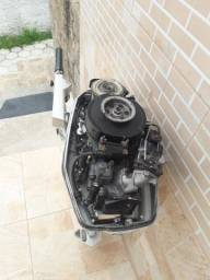 Motor Honda ano 2008 bastante cuidado (4 tempos/5HP) Revisado