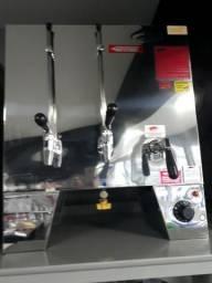 MCL-10 Consercaf Cafeteira Industrial Café/Leite 5+5