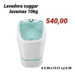 Lavadora Suggar 10kg Lavamax (Leia o anuncio)