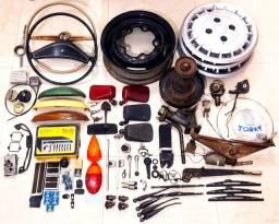 Peças Antigas (Originais Ou Paralelas, Novas Ou Usadas) Para VW Volkswagen Fusca