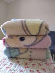 Cobertor Jolitex Ternille ***Aceito troca***