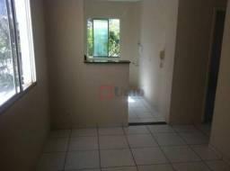 Apartamento com 2 dormitórios à venda, 45 m² por R$ 135.000 - Dois Córregos - Piracicaba/S