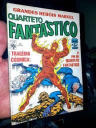 Grandes heróis Marvel número 12