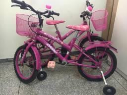 Bicicleta infantil aro 16 R$200 cada