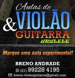 Guitarra/Violão/Ukulele
