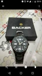 Usado, Relógio Masculino Backer comprar usado  Duque de Caxias